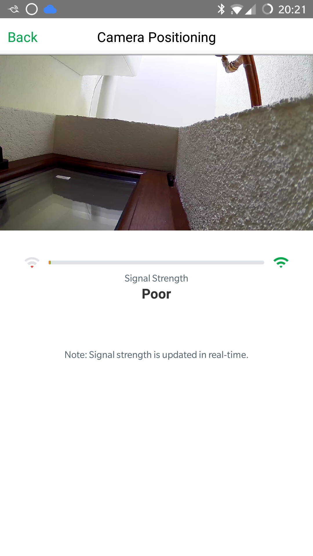 Solved: Arlo Pro 2 poor signal strength - Arlo Communities