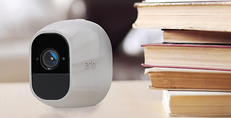 Arlo Pro 2 1080p Wire-Free Security - Q&A and Sweepstakes