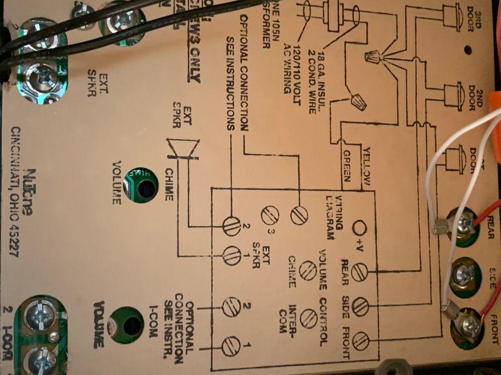 Re Arlo Video Doorbell Power Module Install When Arlo Community