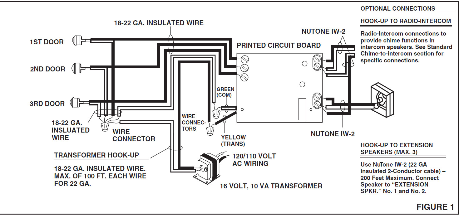 Ring Doorbell Transformer Wiring Diagram from community.arlo.com