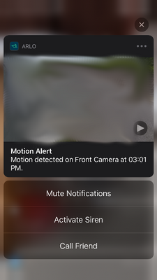 Time format wrapped in notifications.