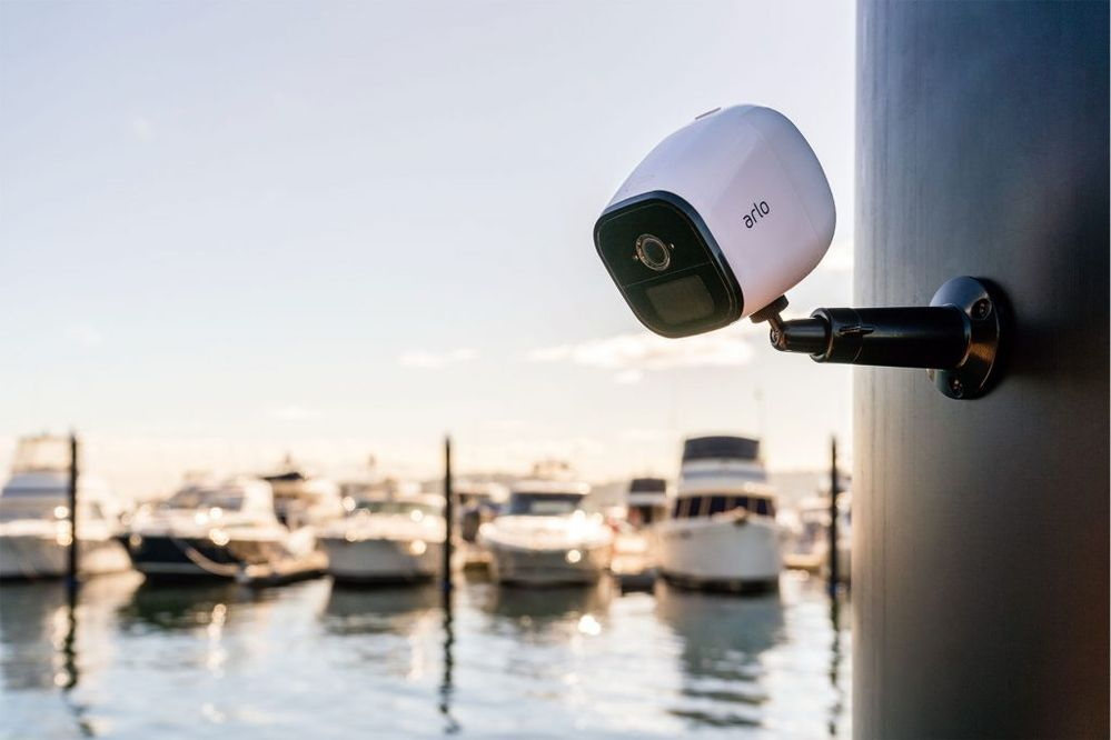 Arlo Go Lte Security Camera Now With At Amp T Arlo Communities