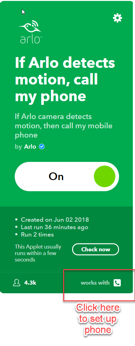 Custom alert sounds - Arlo Communities